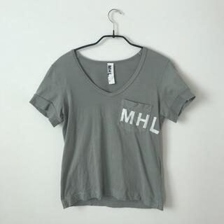 マーガレットハウエル(MARGARET HOWELL)の大特価‼︎‼︎ MHL./Tシャツ レディース(Tシャツ(半袖/袖なし))
