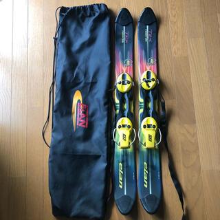 エラン(Elan)のELAN ショートスキー 全長91センチ 袋付き(板)