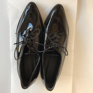 エスペランサ(ESPERANZA)のエスペランサ  エナメル オックスフォード パンプス(ローファー/革靴)