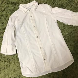 白のシャツ(シャツ)
