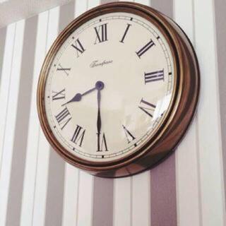 フランフラン(Francfranc)の本日正午停止のため即決6700‼️‼️早い者勝ち‼️‼️(掛時計/柱時計)