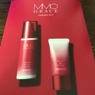 エムアイエムシー(MiMC)のMiMC GRACE リペアBBクリーム&ウーマンズパワーセラムS(美容液)
