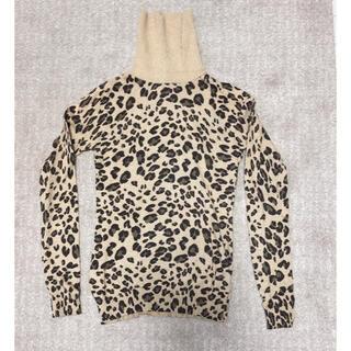 マンゴ(MANGO)のMANGO タートルネックセーター(ニット/セーター)