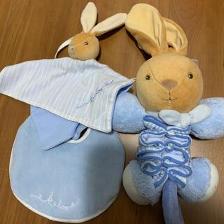 kaloo 新品 オルゴール セット(ぬいぐるみ/人形)