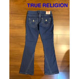 トゥルーレリジョン(True Religion)のTRUE RELIGION トゥルーレリジョン ブーツカット ジーンズ(デニム/ジーンズ)