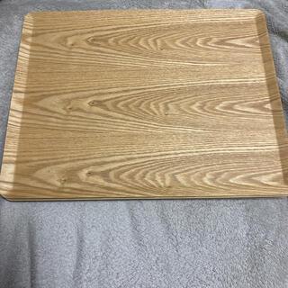 ニトリ(ニトリ)の木製トレー 2枚(食器)