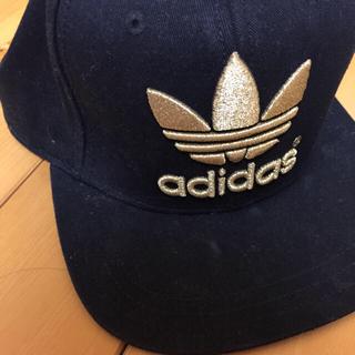 アディダス(adidas)のアディダスキャップ(キャップ)