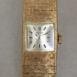 インターナショナルウォッチカンパニー(IWC)のIWC 750YG スクエア レディース腕時計(腕時計)