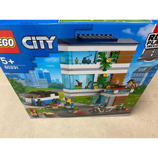 レゴ(Lego)のレゴ 60291 モダンハウス プレート付き(その他)