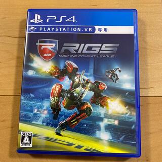 プレイステーションヴィーアール(PlayStation VR)のRIGS Machine Combat League(リグス マシン・コンバット(家庭用ゲームソフト)