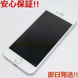 アイフォーン(iPhone)の美品 SOFTBANK iPhone7 256GB シルバー (スマートフォン本体)