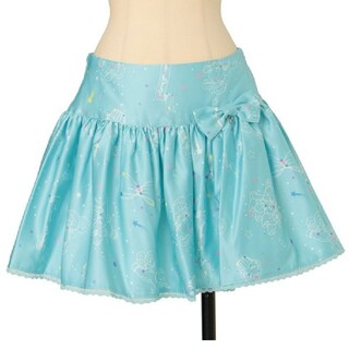 アンジェリックプリティー(Angelic Pretty)のAngelic Pretty dreamy ホロスコープスカート(ミニスカート)