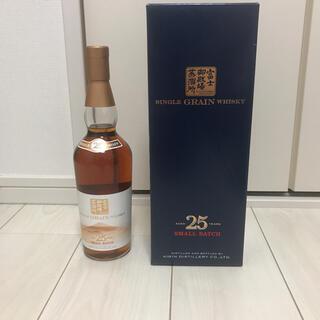 キリン - 御殿場蒸留場 シングルグレーンウイスキー 25年 SMALL BATCH
