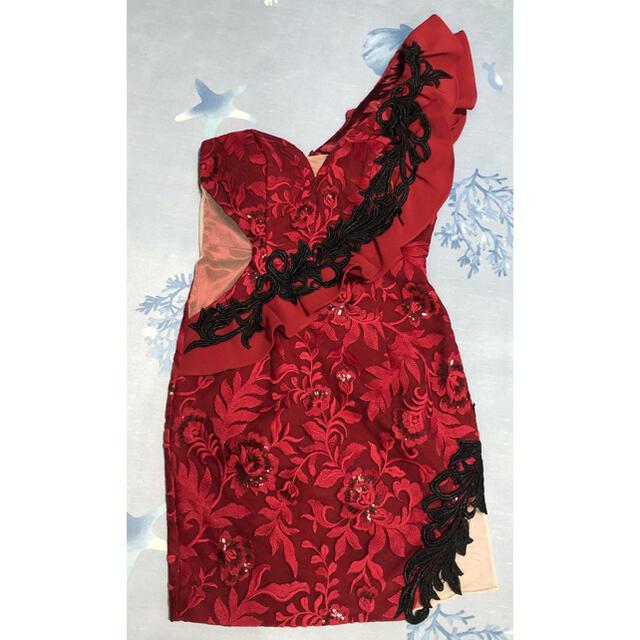 ROBE(ローブ)のドレス レディースのフォーマル/ドレス(ミニドレス)の商品写真