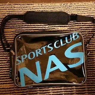 スポーツクラブ NAS キッズスクール バッグ(レッスンバッグ)