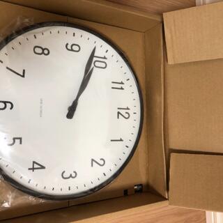 アルネヤコブセン(Arne Jacobsen)のArne jacobsen 掛け時計 29cm(掛時計/柱時計)