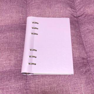 ファイロファックス(Filofax)のクリップブック(バイブルサイズ )(手帳)