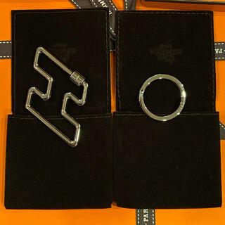 エルメス(Hermes)の【Hermes】H Too Speed キーリング 新品 未使用 キーホルダー(キーホルダー)