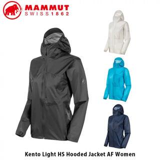 マムート(Mammut)のマムート MAMMUT レディース ジャケット Kento Light(登山用品)