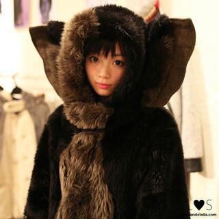 ミルクボーイ(MILKBOY)のMILKBOY CREATURES COAT グレムリンコート(毛皮/ファーコート)