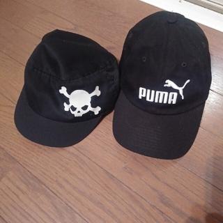 プーマ(PUMA)のAA!様専用 お品物☆(帽子)
