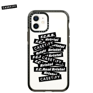 エフシーアールビー(F.C.R.B.)のF.C.Real Bristol CLEAR 12 / 12Pro A CASE(iPhoneケース)