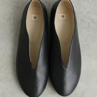 アトリエドゥサボン(l'atelier du savon)の新品.未使用 フィグロンドン レザーシューズ(ローファー/革靴)