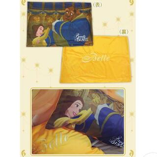 ディズニー(Disney)の美女と野獣 枕カバー ピローケース(シーツ/カバー)