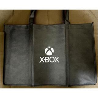 エックスボックス(Xbox)の【新品】Xbox ロゴ入り手提げバッグ(その他)