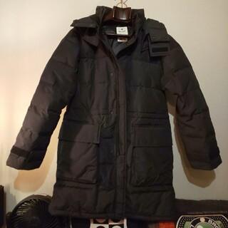 スノーピーク(Snow Peak)のスノーピーク FR Down Coat Black sizeM(未使用) 焚火(ダウンジャケット)