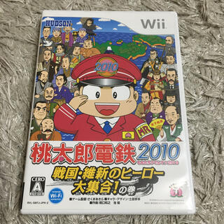 ウィー(Wii)の桃太郎電鉄 Wii 桃太郎電鉄2010(家庭用ゲームソフト)