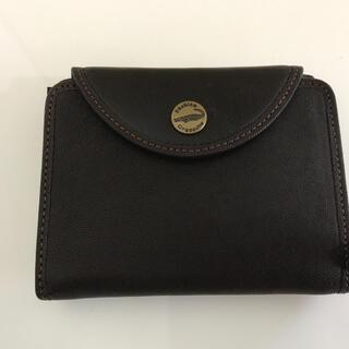 クロコダイル(Crocodile)のクロコダイル 二つ折り財布 未使用(折り財布)