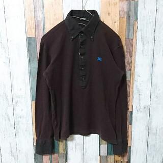 バーバリーブラックレーベル(BURBERRY BLACK LABEL)のBURBERRY BLACK LABEL バーバリーブラックレーベル (ポロシャツ)