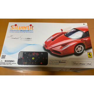 フェラーリ(Ferrari)のSilverLit Enzo Ferrari(ホビーラジコン)