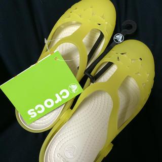 クロックス(crocs)のクロックス❤︎定価¥5,500❤︎新品(サンダル)