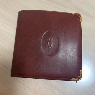 カルティエ(Cartier)のカルティエ 財布(折り財布)