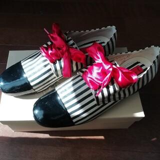 ジェーンマープル(JaneMarple)の[お値下げ]ネバアランド 鏡の国の靴(ローファー/革靴)