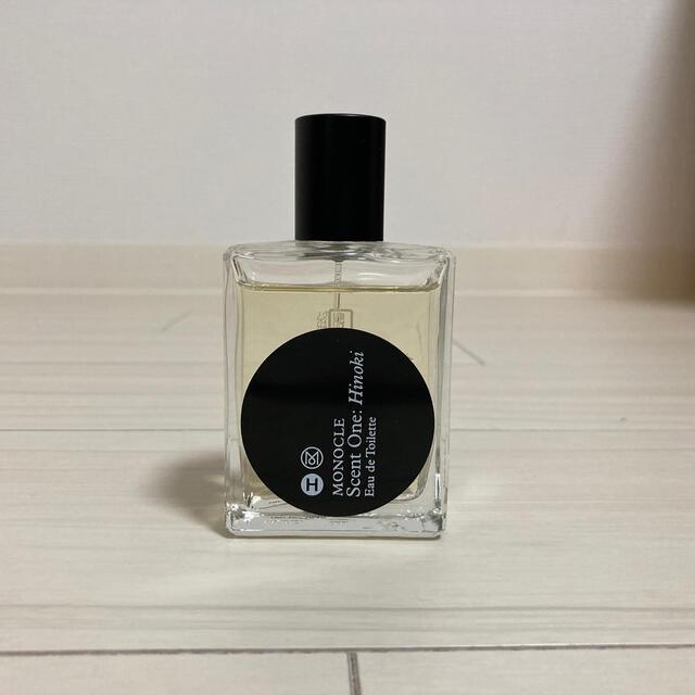 COMME des GARCONS(コムデギャルソン)のコムデギャルソン ヒノキ 香水 Hinoki コスメ/美容の香水(香水(男性用))の商品写真