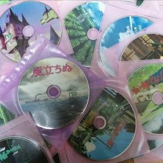 ジブリ(ジブリ)のもぐ様専用出品 DVD不布ケース 特典ディスク5点セット 画像2枚目参照(キッズ/ファミリー)