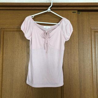 エムケークランプリュス(MK KLEIN+)のエムケークランプリュス カットソー(Tシャツ(半袖/袖なし))