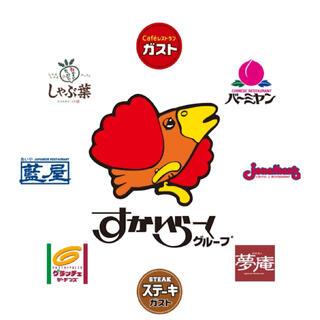 スカイラーク(すかいらーく)のすかいらーく25%優待券(1枚)(レストラン/食事券)