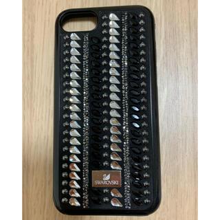 スワロフスキー(SWAROVSKI)の値下げしましたSWAROVSKIのiPhoneケース(iPhoneケース)
