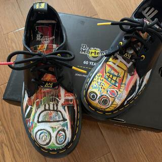 ドクターマーチン(Dr.Martens)のDr.Martens BASQUIAT 3ホール(UK3)(ローファー/革靴)