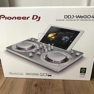 パイオニア(Pioneer)のPIONEER DDJ-WEGO4-W DJコントローラー(DJコントローラー)