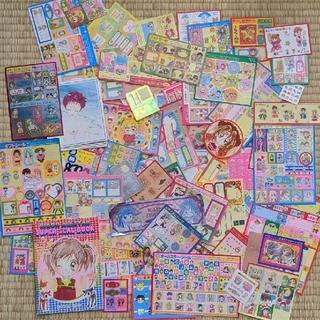 「大量」 りぼん  なかよし 付録シール(少女漫画)