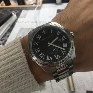 アヴァランチ(AVALANCHE)の【maki様専用】クリスタルカーター エドワード(腕時計(アナログ))
