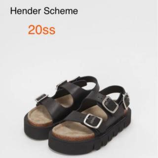 Hender Scheme - エンダースキーマー20ss かまぼこサンダル