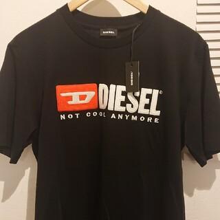 ディーゼル(DIESEL)の新品未使用 DIESEL ディーゼル リバイバルロゴ ブラック(Tシャツ/カットソー(半袖/袖なし))