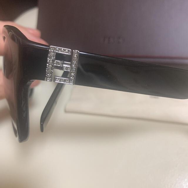 FENDI(フェンディ)のFENDI サングラス レディースのファッション小物(サングラス/メガネ)の商品写真
