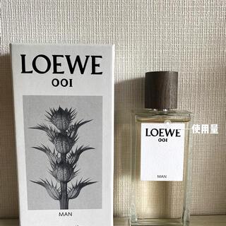 LOEWE - 美品★購入難100ml LOEWE 001 MAN オーデトワレ
